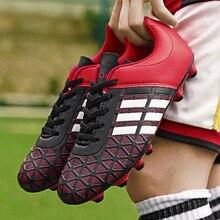 Бутсы для взрослых и детей, футбольные бутсы, футбольные бутсы TF, жесткие кроссовки, футбольные бутсы, тренировочные футбольные кроссовки