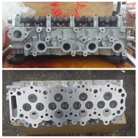 Complete WL WLT Cylinder Head Assy WL 11 10 100E WL 31 10 100H for Mazda B2500