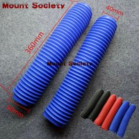 Free Shipping For XR250 KLX250 DRZ250 TTR250 Modified Front Shock Absorption Absorber Fork Suspension Damping Dust