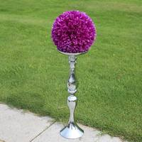 120cm Wedding Mermaid host guest vase Candlestick T station welcome area arranged reception table ornament props without flower