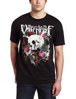 Bravado Men S Bullet For My Valentine Skull N Roses T Shirt Tees Brand Clothing Funny