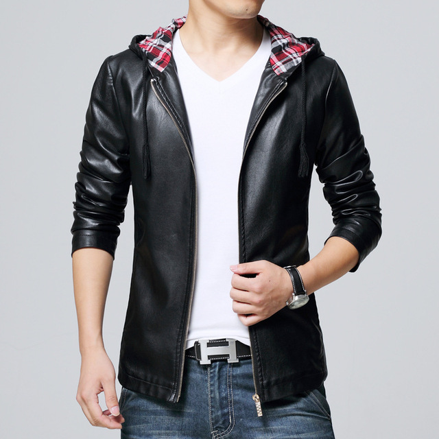 giacca di pelle uomo aliexpress