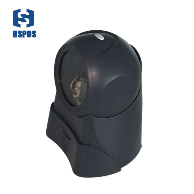 100 lines omnidirectional laser barcode scanner fast and accurate in reading all ID codes high speed decoder chip with IP42