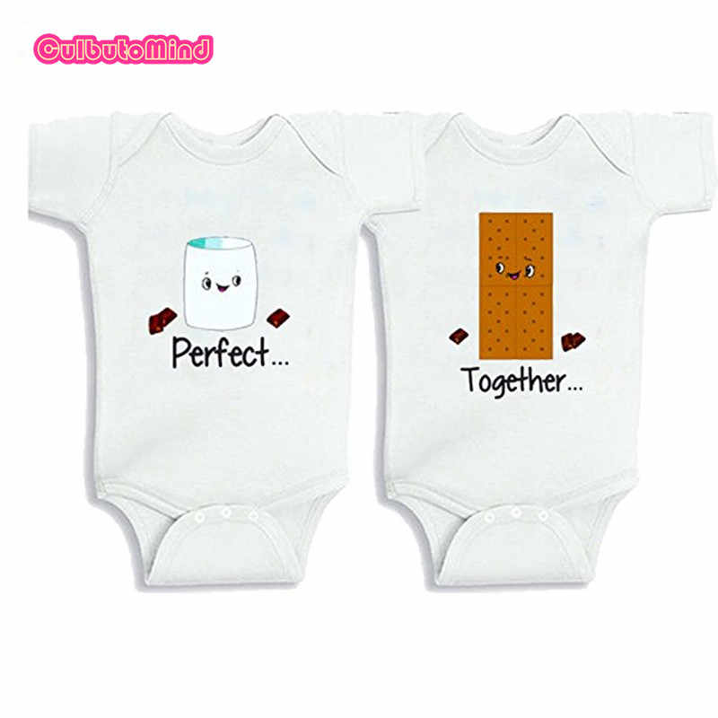 575147598059 Culbutomind Twins Baby ClothesBaby Cotton Boy Girl Clothes Twin Boy Girl  Baby Clothes Boy Outfit for