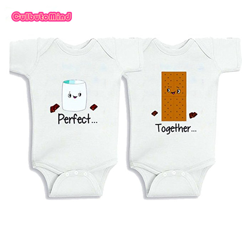 Twin Baby Outfits Boy And Girl