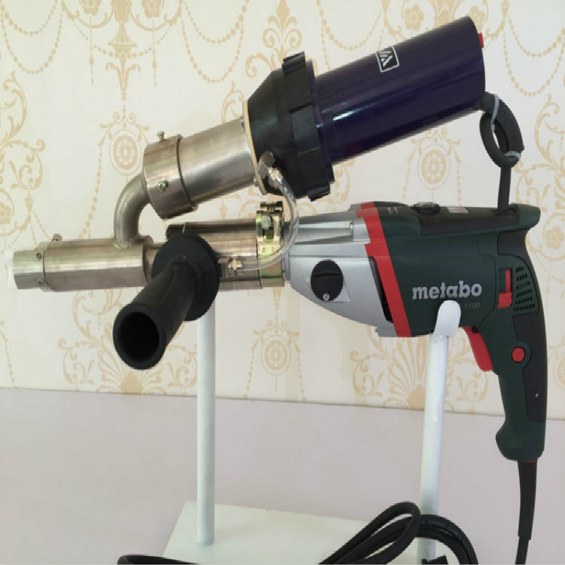 Extrusion type plastic welding machine extrusion type welding torch plastic extruder hot air welding torch PPPE torch