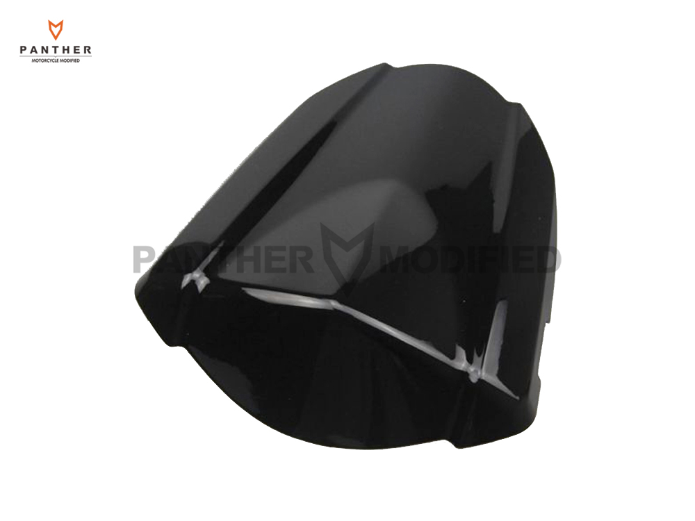 Black motorcycle Rear Seat Cover Cowl moto seat cover case for 2007 2008 Suzuki GSX R 1000 GSXR 2007 2008