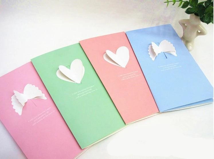 new arrival diy wedding invitations birthday invitation butterfly cute invitation free shipping