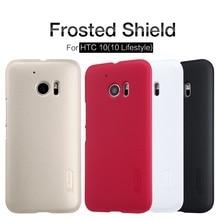 NILLKIN Super Frosted Shield задняя крышка для HTC M10/HTC 10 Lifestyle/HTC 10 (5.2 дюйма) Высокое качество случае Бесплатная доставка