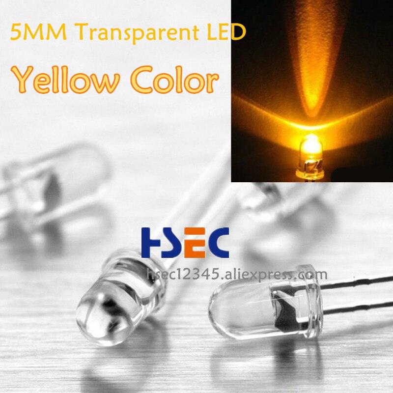 500Pcs 5Mm White Round Led 5000Mcd Super Bright Led Lamp ti