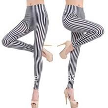 seamless_black_and_white_stripe_Vogue_Slim_Digital_Printing_Color_Block_Narrow_Feet_Fitted_Leggings_For_Women.jpg_200x200