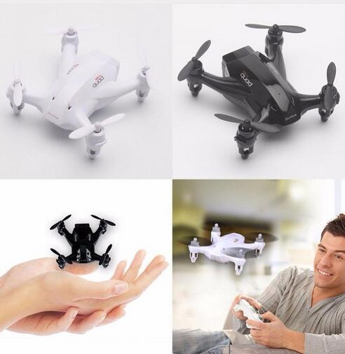 RTF Mini Drone X165 2.4GHz cu 6 axe Gyro 3D Rolling RC Quadcopter UFO - Jucării cu telecomandă