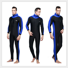SBART Unisex Anti-UV Protection One-piece Swimwear Snorkeling Suit Swiming Suit Tight – Fitting Water Sport Wetsuits Diving Suit