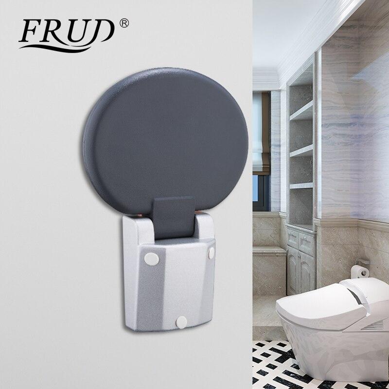 FRUD sièges de douche muraux salle de bain chaise de douche siège pliant Relaxation bain douche banc en acier inoxydable chaises murales