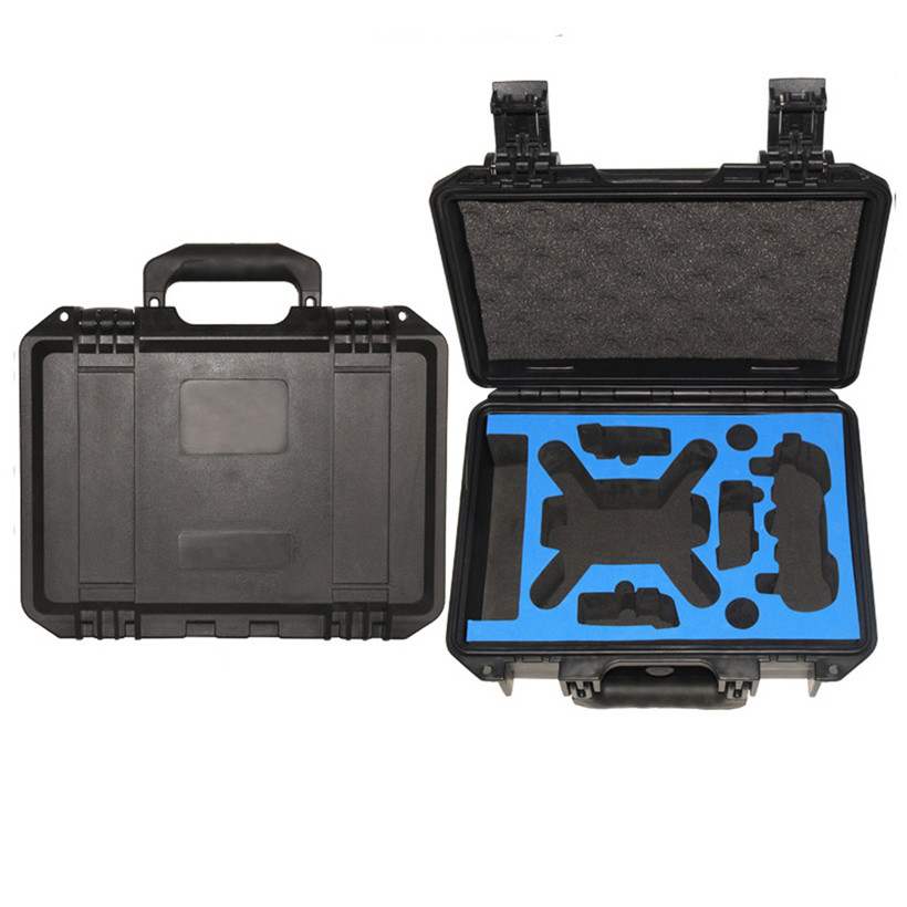 New Waterproof Hardshell Backpack Case Bag RC Spare Parts Suitcase Box For DJI Spark drop shipping 0617 for dji spark accessory waterproof hardshell backpack abs case bag rc spare parts suitcase box dji spark accessories
