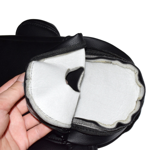 Image 5 - For Honda CRV 2007 2008 2009 Microfiber Leather Driver Passenger Side Seat Armrest Handle Decor Cover Protection Trim
