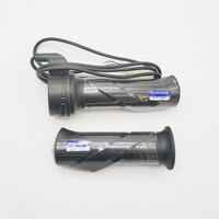 Vélo électrique Scooter gaz poignée standard Ebike torsion accélérateur avec 1.5 m câble pour vélo électrique monter sur véhicule jouet|Accessoires vélo électrique| |  -