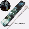Hot sale Harry Potter Lord Voldemort You Know Who Magic Wand  kids cosplay magic trick toys with Colour Gift Box Packing