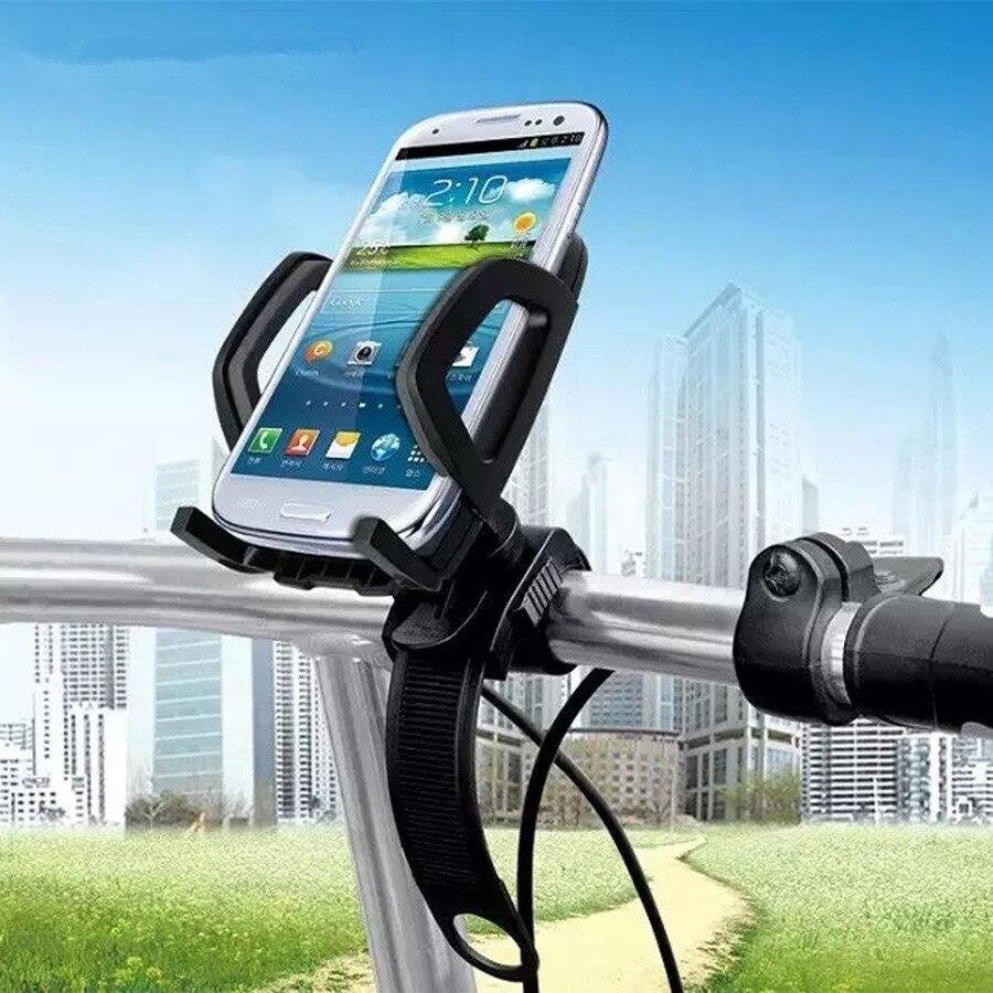2017 360 Grados de Rotación de Bicicletas Soporte para Teléfono Bicicleta Soport