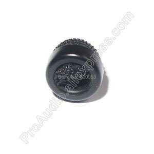 Image 2 - 交換ラベリアメタリックカバー泡フロントガラスキャップ帽子ゼンハイザー ME2 クリップラペルマイク