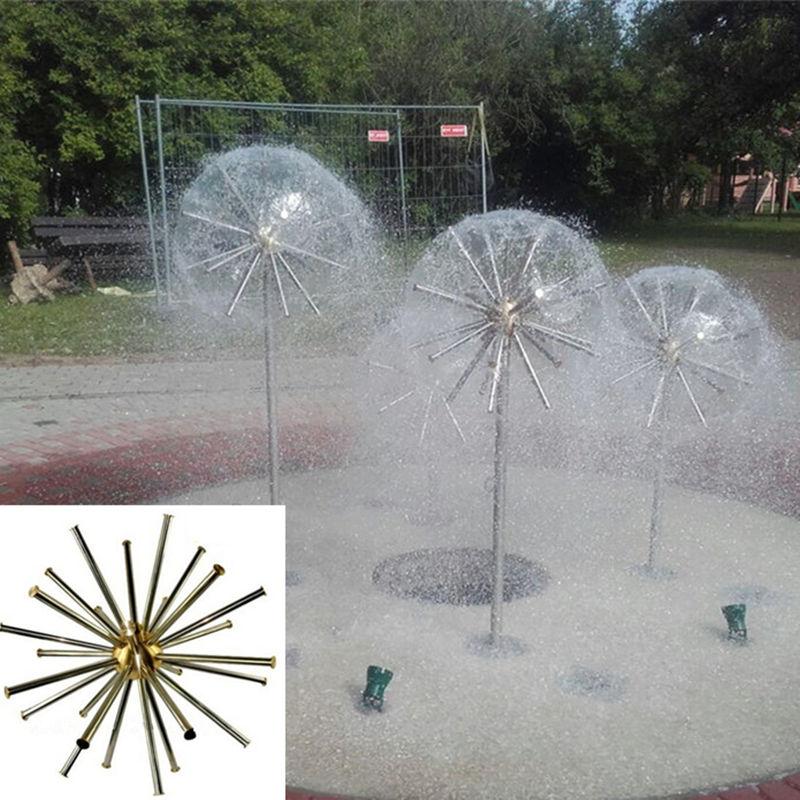 bola de fuente de agua