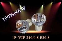 NEW PROJECTOR BARE LAMP BULB FOR OSRAM P-VIP 240/0.8 E20.8