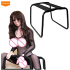 Toughage Weightless Sex Chair Decadence Bounce Sex Swing Chairs Stool Multifunction Sex Furniture Adult Sex Toys for Couples