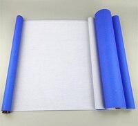 Unisex 130*43 cm Imitazione Panno Acqua Calligrafia Carta Scrittura Tavolo Da Disegno Magico Pittura Rotolo Uso di Ripetizione Giocattoli Educativi Capretto