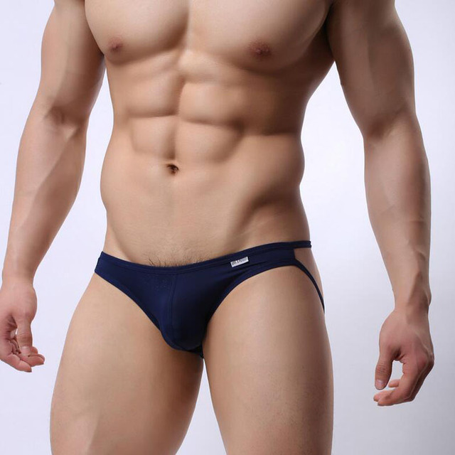 Brave Person Exotic Mens Thong Underwear