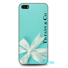 Tiffany Co Gift Packing fashion case cover for iphone 4 4S 5C 5 5S SE 6 6S 6 plus 6s plus 7 7 Plus #ys1298