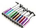 100Pcs/Lot Touch Screen Stylus Pen for iPad iPhone Samsung Tablet PC Smartphone