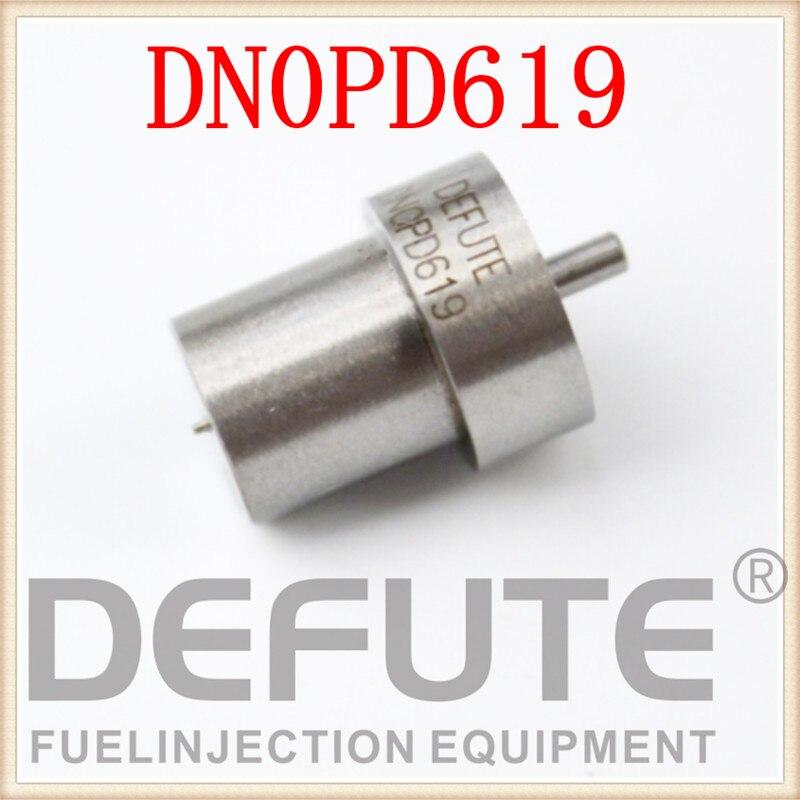 Ugello di iniezione di DN0PD619/093400-6190/DNOPD619/ND-DN0PD619 per il motore diesel 4 pz/lotto Trasporto LiberoUgello di iniezione di DN0PD619/093400-6190/DNOPD619/ND-DN0PD619 per il motore diesel 4 pz/lotto Trasporto Libero