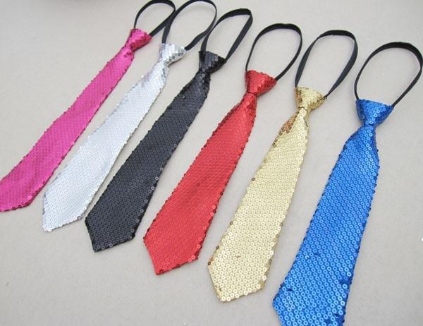 DKBLINGS 12 шт. Для женщин/мужчин/блестками на воротнике шеи галстук-бабочка в стиле «хип-хоп» шейный галстук уличный концерт accessorieas