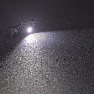Image 2 - Фонарь налобный NITECORE HC60, 20% лм, 3400 мАч, 18650
