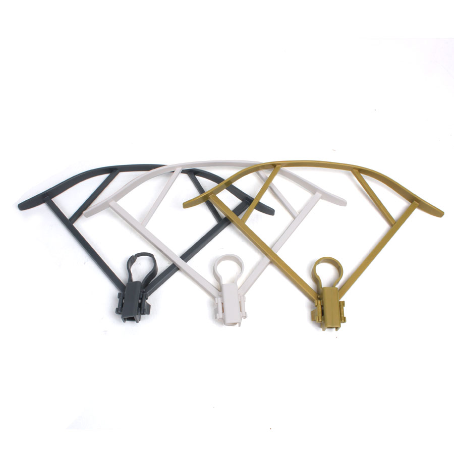Image 2 - 4 Pieces/Set 8330 Propeller Guard Protector for DJI Mavic Pro Blade Protector Protection Bumper for DJI Mavic PRO Accessories-in Prop Protector from Consumer Electronics
