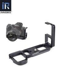 INNOREL LB A7M2 plaque de fixation rapide de Type L LB A7 II plaque de fixation pour appareil photo, en particulier pour Sony Alpha7II A7R2 A7M2 A7 II