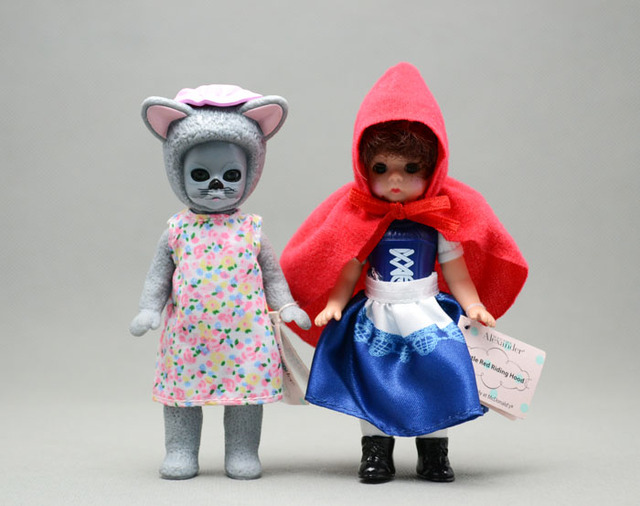 Red Riding Hood Toys