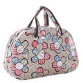 Nylon Waterproof Travel Bags Women 2016 Fashion Weekendtas Luggage Packing Cubes Traveling Bag In Bag 30%OFF X065