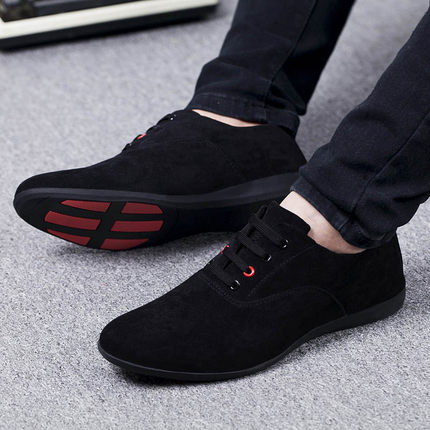 Spring/Autumn Men Shoes Breathable Men Casual Shoes Lace Up Flat Shoes For Men Canvas Outdoor Walking Shoes Zapatillas Hombre