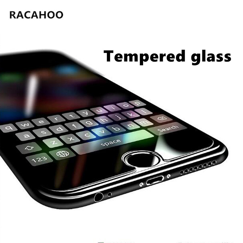 mm D tempered glass For iphone X s s c SE s