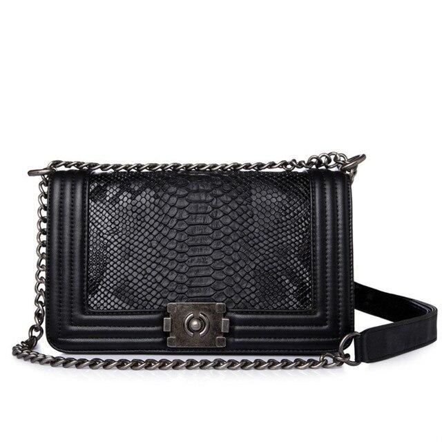 Brand Fashion Woman Crossbody Bag Promotional Ladies Totes luxury PU Leather  Handbag Chain Shoulder Bag Plaid Women Bag efbc55deaadbf