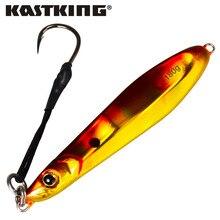 KastKing 1PC Metal Jig Fishing Lure 180g 140mm Artificial Bait Saltwater Fishing Lures Jigging for Saltwater Sea Fishing Tackle