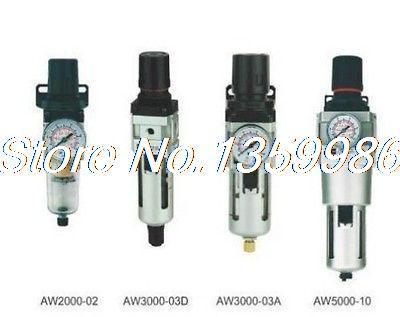1x SMC Type 3/4 BSPT régulateur de filtre à Air pour compresseur d'air Semi auto drain