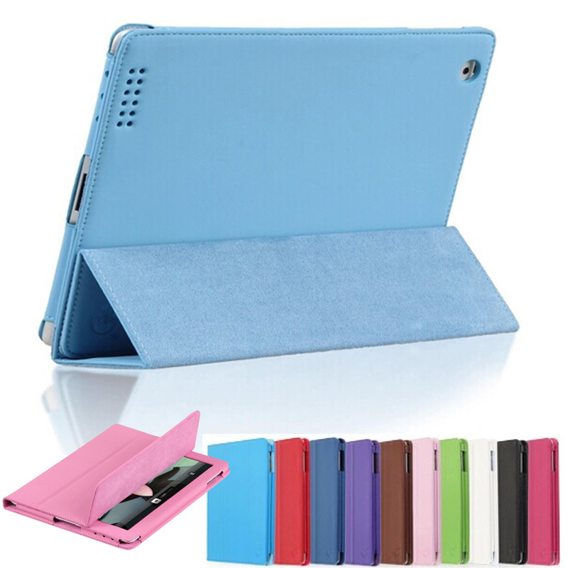 For iPad Air Official Folding Folio Smart Stand PU Leather Cover for apple ipad 5 Air Retina Tablet Protective Pouch Bag Case eyw for apple ipad air2 ipad 6 luxury crocodile pattern 360 rotation stand folio pu leather smart cover case for ipad air 2