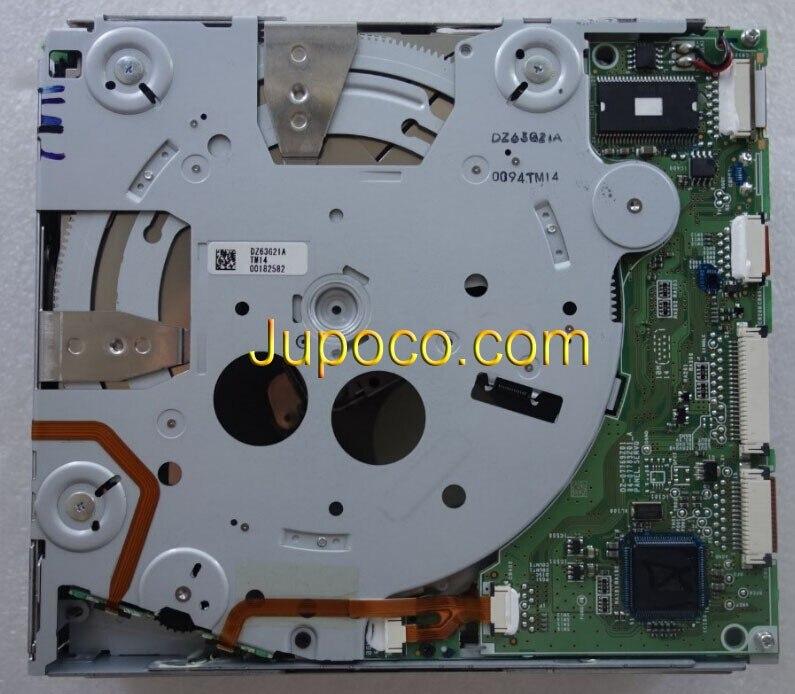 4 шт./лот 100% Новые Alpine 6 дисков механизм cd чейнджер DZ63G21A для Civci Hyundai автомобиля mercedes Радио MP3 wma тюнер