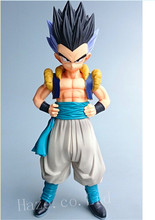 Anime Dragon Ball Z MSP Super Saiyan Gotenks PVC Figure Figurine 19cm