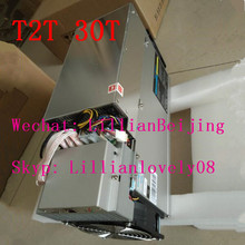 Запас Innosilicon T2T 37T sha256 asic miner T2 Turbo 37Th/s Биткоин BTC горная машина с блоком питания