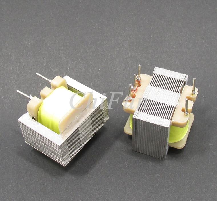 2PCS 600 60K permalloy audio isolation transformer balanced and unbalanced conversion audio isolator