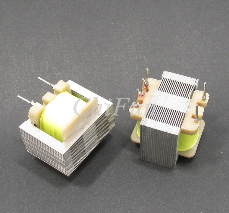 2PCS / 600:60K permalloy audio isolation transformer, balanced and unbalanced conversion audio isolator-in Transformers from Home Improvement    1