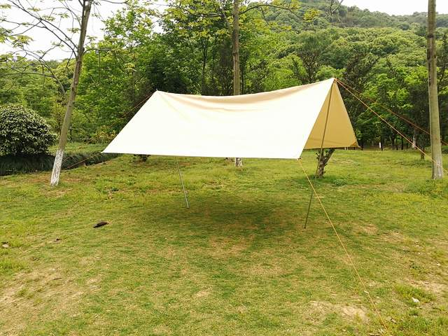 Online Shop DANCHEL sun shade awning with pole for bell tent cotton and oxford fabric for choice | Aliexpress Mobile & Online Shop DANCHEL sun shade awning with pole for bell tent cotton ...